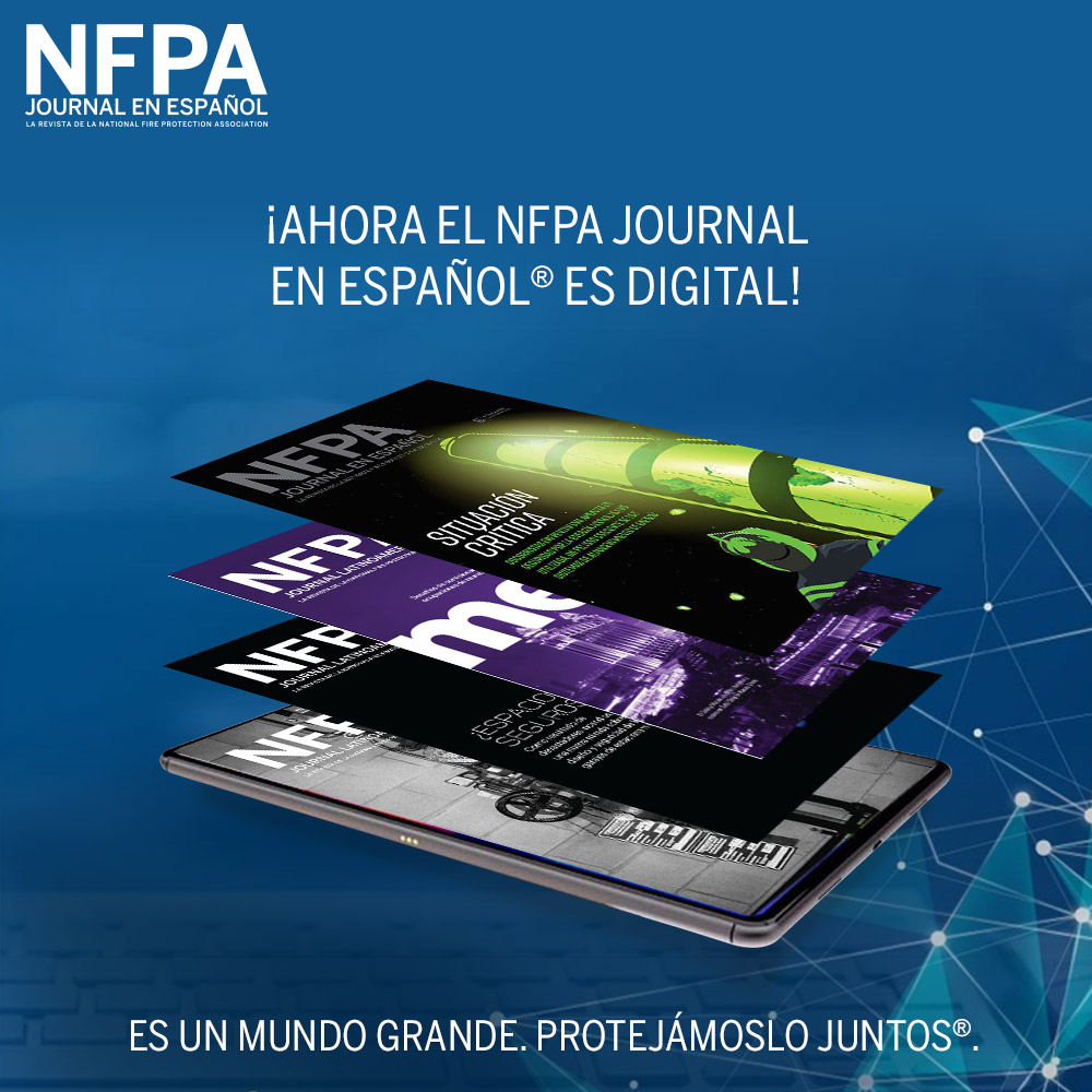 NFPA Journal en Español