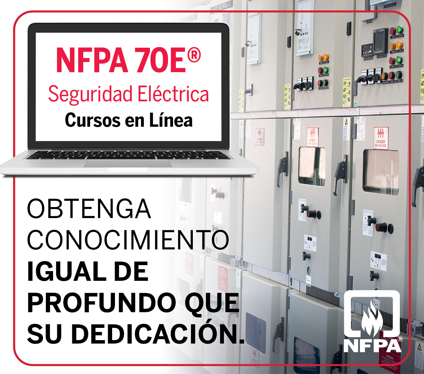 NFPA 70E: Curso en Línea de Seguridad Eléctrica