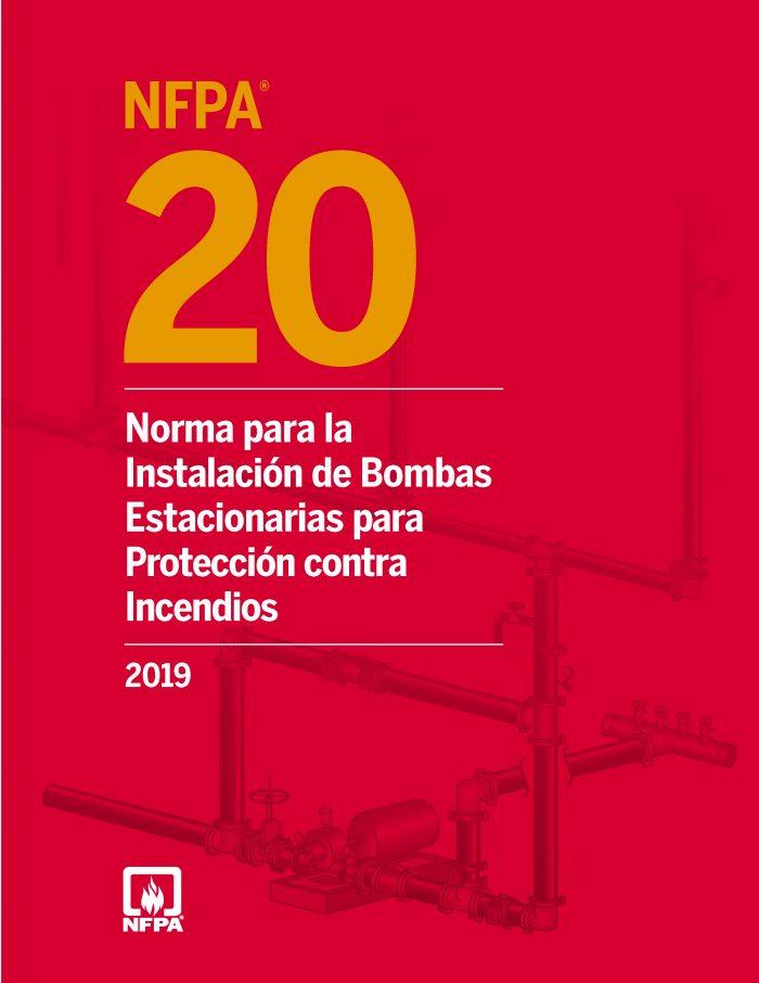 NFPA 20 Español