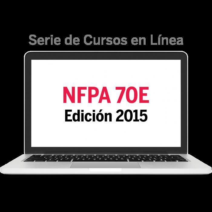 serie de cursos en linea de NFPA 70e seguridad electrica en lugares de trabajo