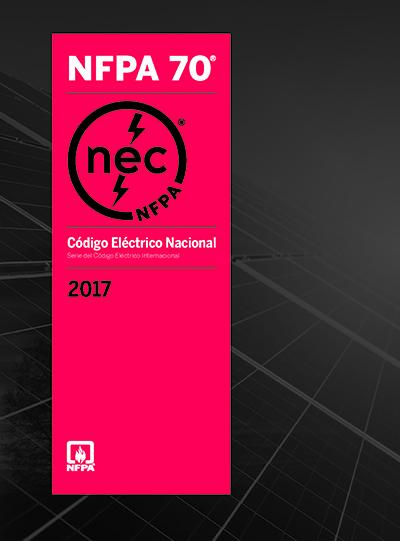 Código Eléctrico Nacional 2017