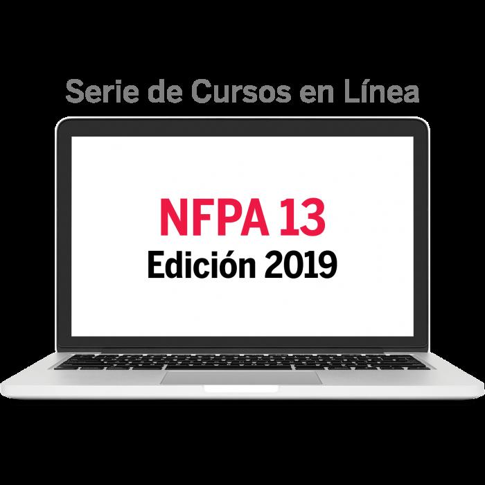 curso en línea de NFPA 13