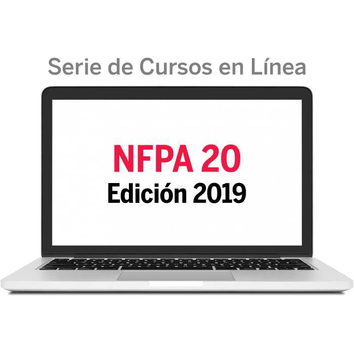 curso en línea de NFPA 20