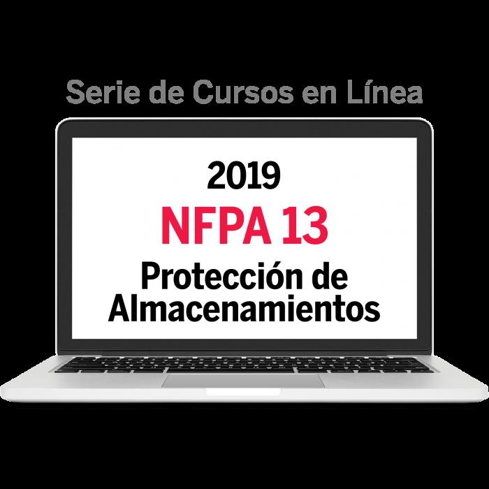 NFPA 13 - Protección de Almacenamiento