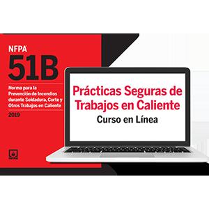 NFPA 51B Herramientas Trabajos en Caliente