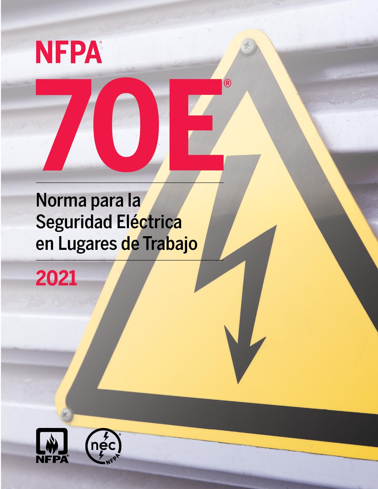NFPA 70E 2021